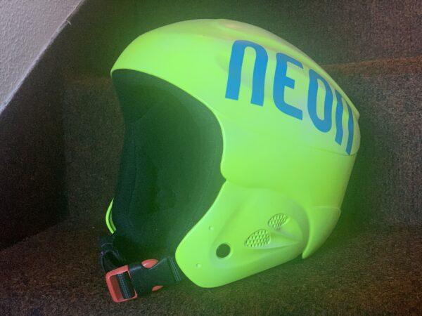 Vendo Casco Neon