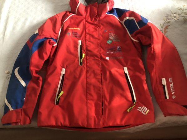 Vendo giacca Ski Club